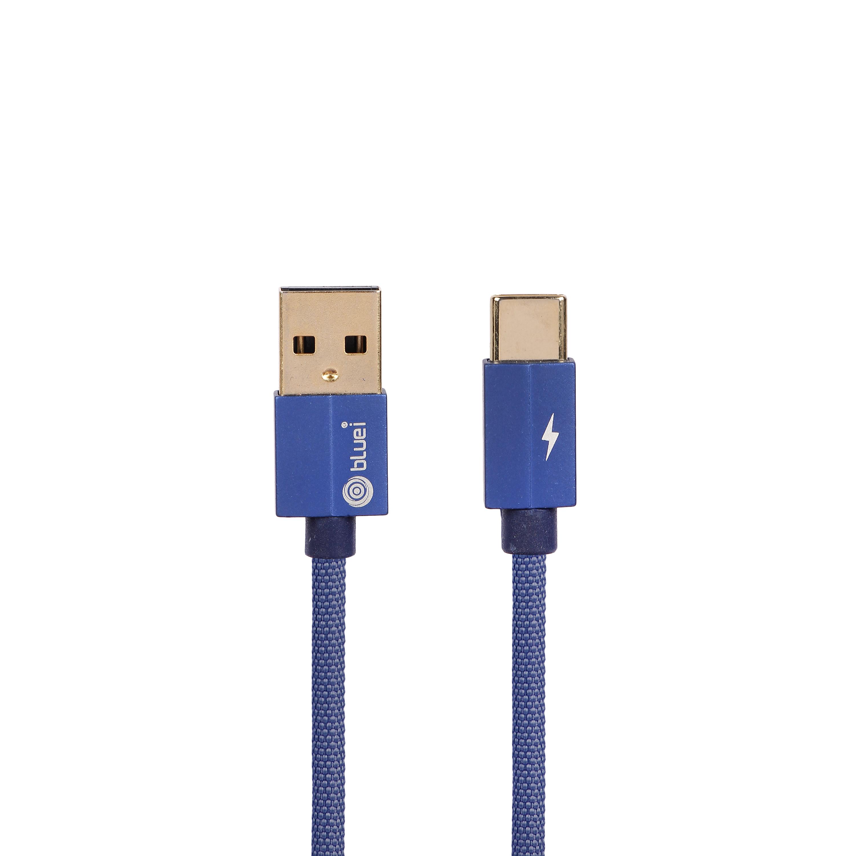 DC-X11 2.4 AMP Type C Fast Bluei Data CableDc-x11 2.4 Amp Type C Fast Bluei Data Cable