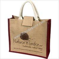 Promotional Jute Tote Bag
