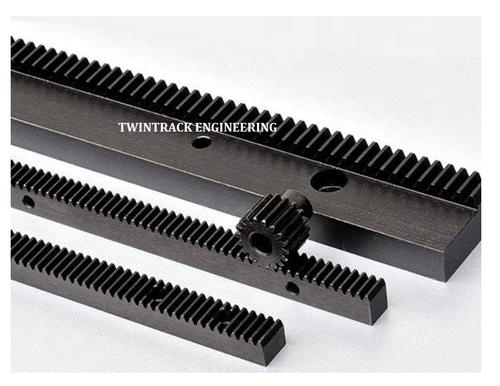Spur Rack And Pinion