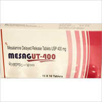 Mesalamine Delayed Release Tablets 400mg