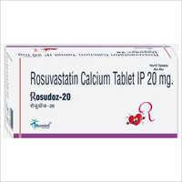 Rosuvastatin Calcium Tablets IP 20mg
