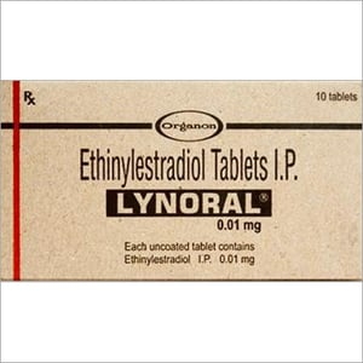 Ethinylestradiol Tablets 0.01mg