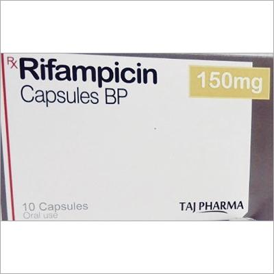Rifampicin Capsule
