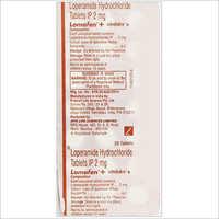Loperamide Hydrochloride Tablets IP 2mg