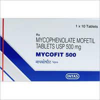 Mycofit 500 Tablets