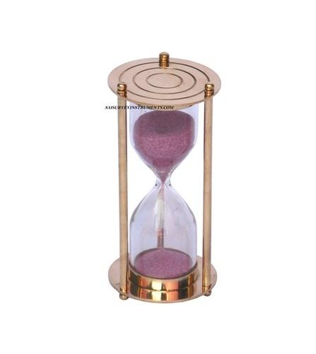 Brass Sand Timer (3 Minutes)
