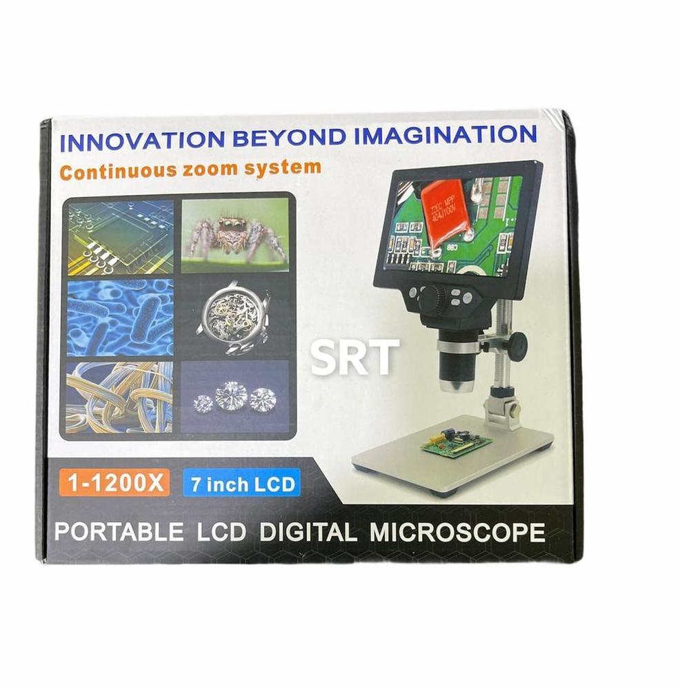 1200x  Microscop Led