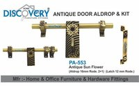 Antique Door Aldrop & Kit