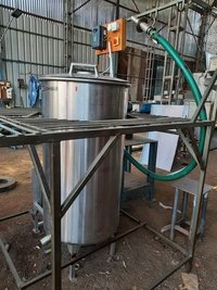 Hot Air Centrifugal Dryer - SS