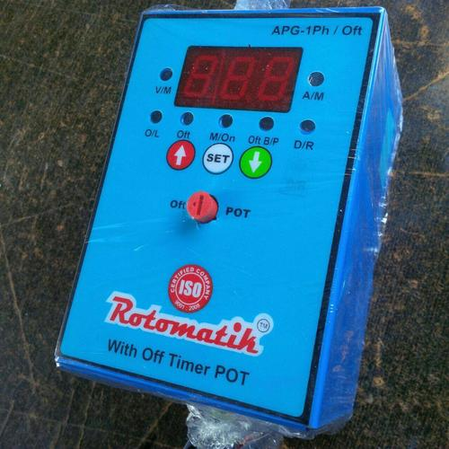 Delay Timer For Submersible Pump