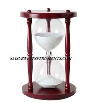 60 Min Cherry Sand Timer Table