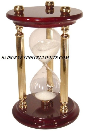 River City Clock ~ 15 Minute Sand Timer Hourglass