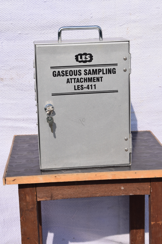Gaseous Sampling Attachment Les 411