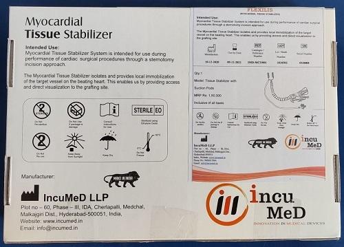 Myocardial Tissue Stabilizer