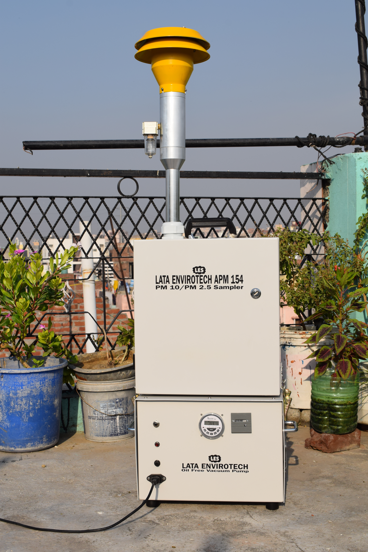 Air Monitor Apm 154