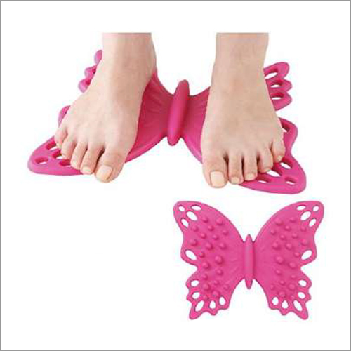 Butterfly Mat Peasant Stimulation Foot Massager Relax At Home Personal Beauty Care Made in Japan