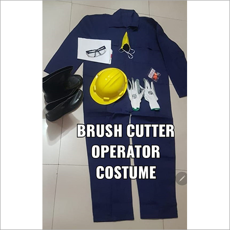Brush Cutter Operator Costume
