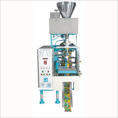 Pneumatic Volumetric Cup Filling Machine