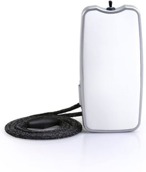 Personal Air Purifier 99.99% Reducing Floating Virus Just 40g Usb Charging Type Made In Japan