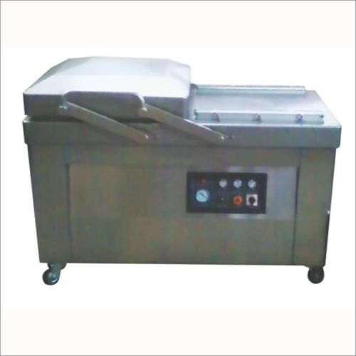 Double Chamber Vacuum Sealer Machine