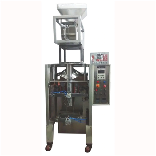 Single and Double Head Snacks Packaging Machine