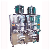 Double Head Water And Pepsi Packing Machine