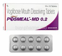 Voglibose Mouth Dissolving Tablets