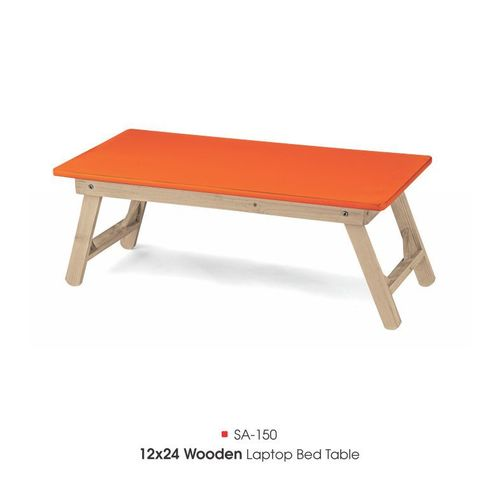 SA-150 12x24 Wooden Laptop Bed Table