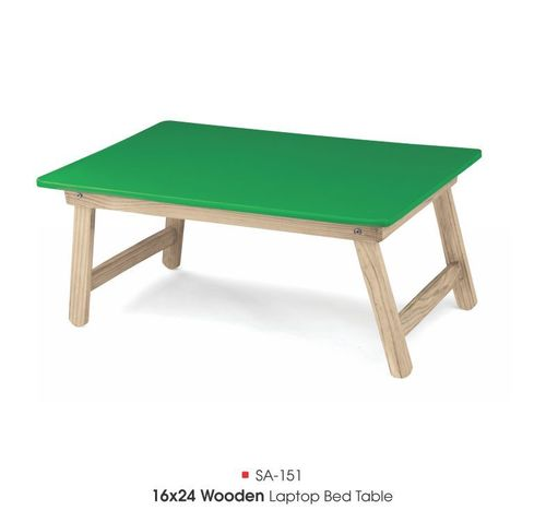 SA-151 16x24 Wooden Laptop Bed Table
