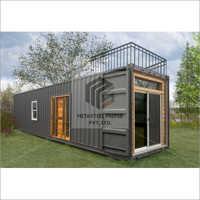 Industrial Steel Portable Cabin