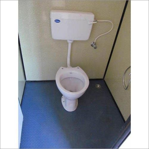 Modular Steel Mobile Toilet