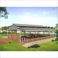 Prefabricated Cattle Shed