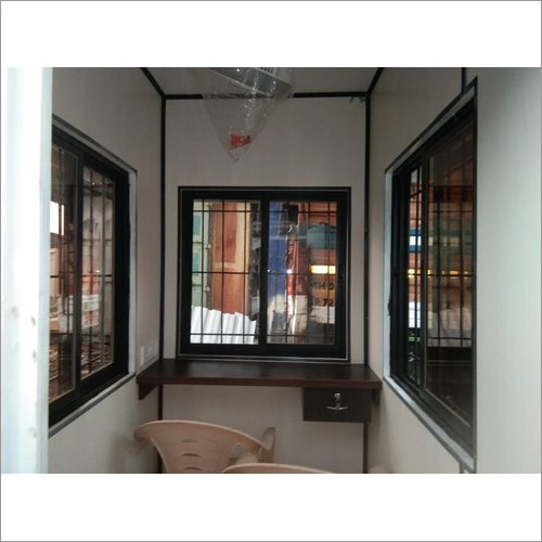 Prefabricated Security Booth
