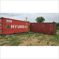 Used Cargo Shipping Container