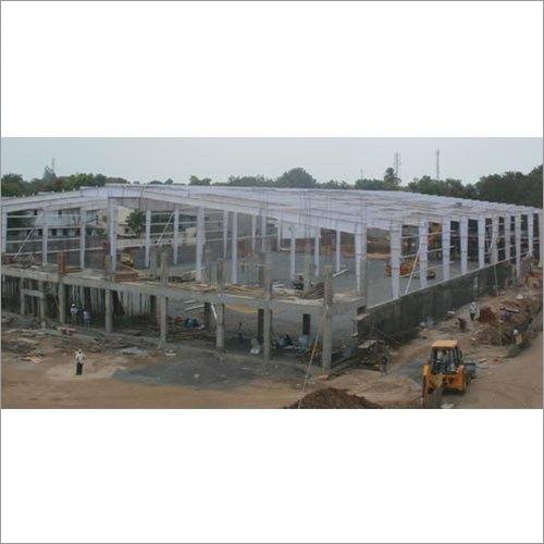 Industrial Pre Engineered Steel Building