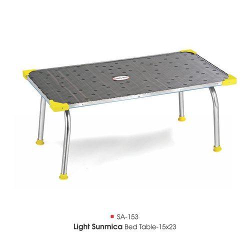 SA-153 Light Sunmica Bed table (15x23)