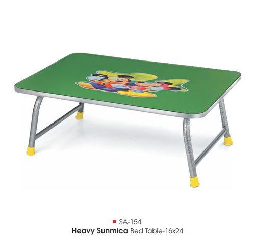 SA-154 Heavy Sunmica Bed Table (16x24)