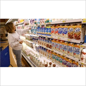 Store Makeover For Food And Consumer Products