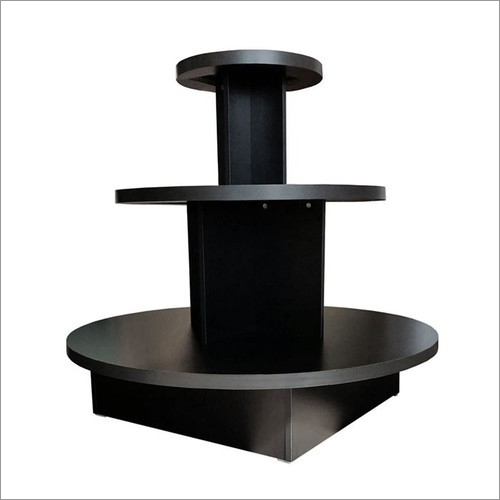 Round Display Table