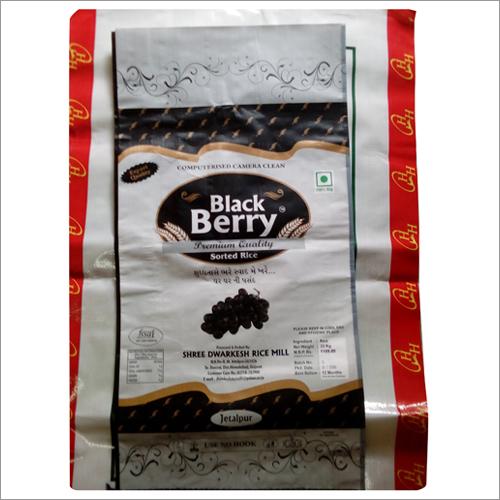 25 kg Bopp Bag