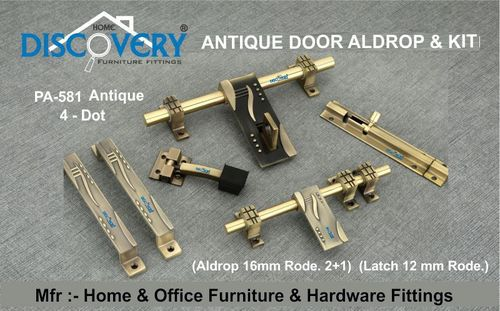 Antique Door Kit & Aldrop