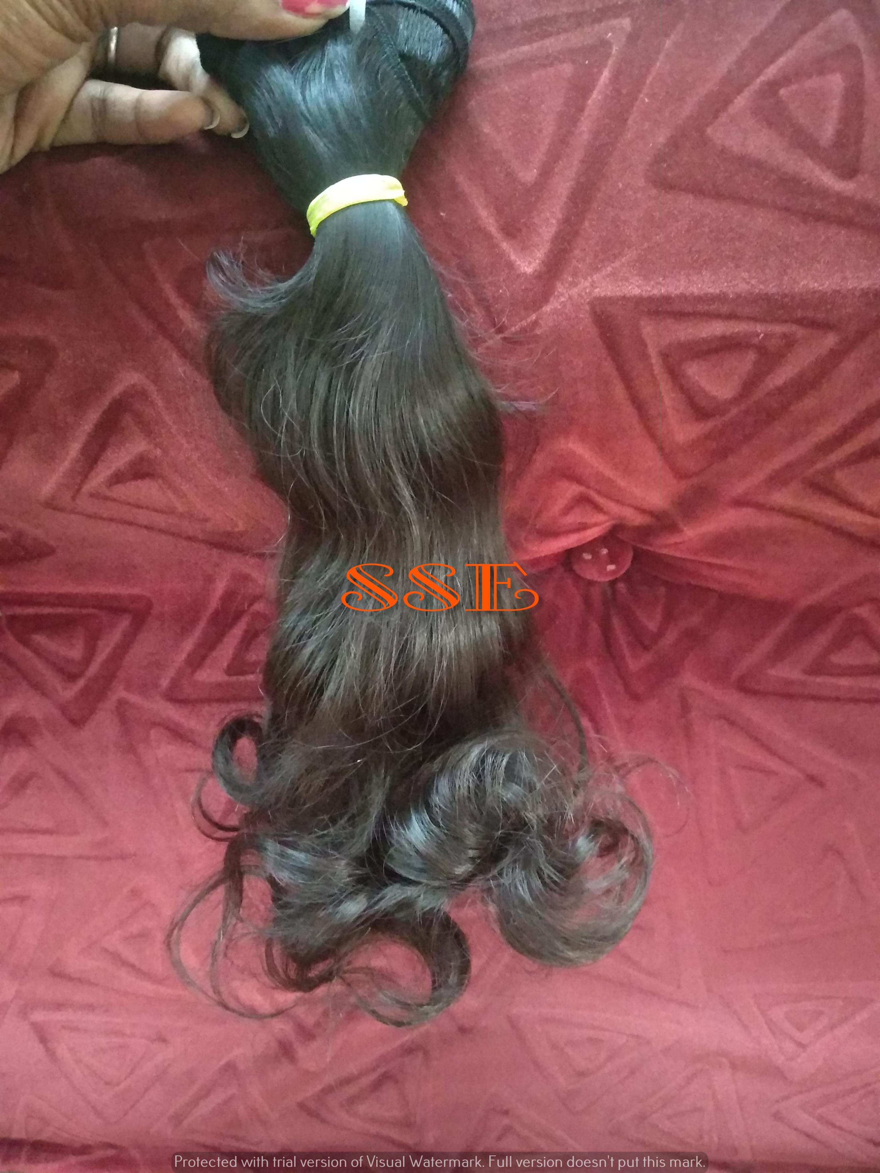 Straight Indian Hair