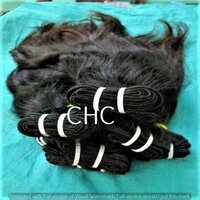 100% Unprocessed Natural Virgin Human Hair Extensions
