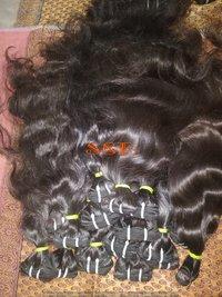 Dark Brown Indian Human Hair