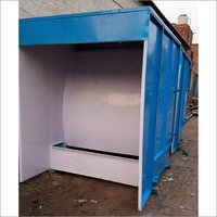 Metal Paint Booth