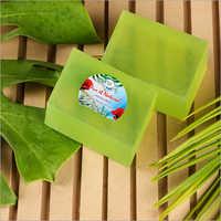 Handmade Basil Soap