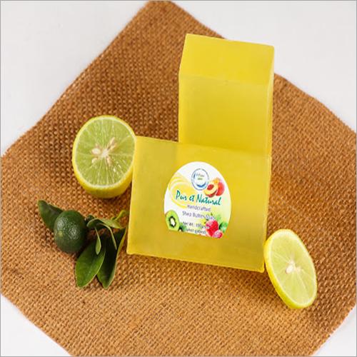 Herbal Lemon Soap