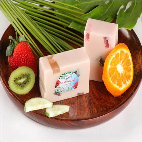 Pure Glycerine Mix Fruit Soap