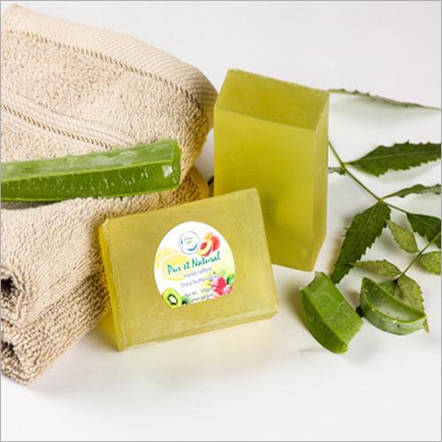 Pure Neem And Aloe Vera Soap