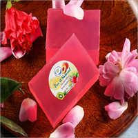 Handmade Rose Geranium Soap